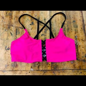 PINK Victoria's Secret bikini swim top